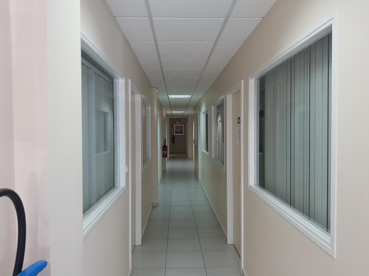 Hall CCDC