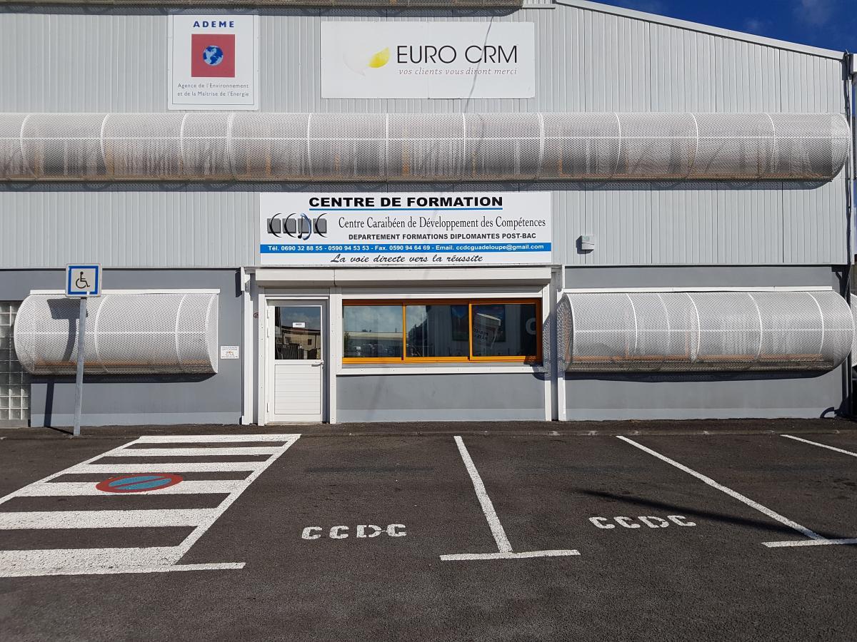 Parking CCDC - Jarry
